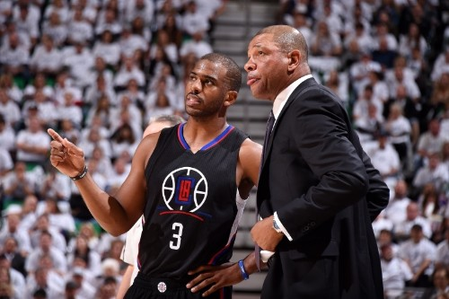 Chris Paul, Doc Rivers Reportedly Clashed over Austin Rivers, Carmelo Anthony