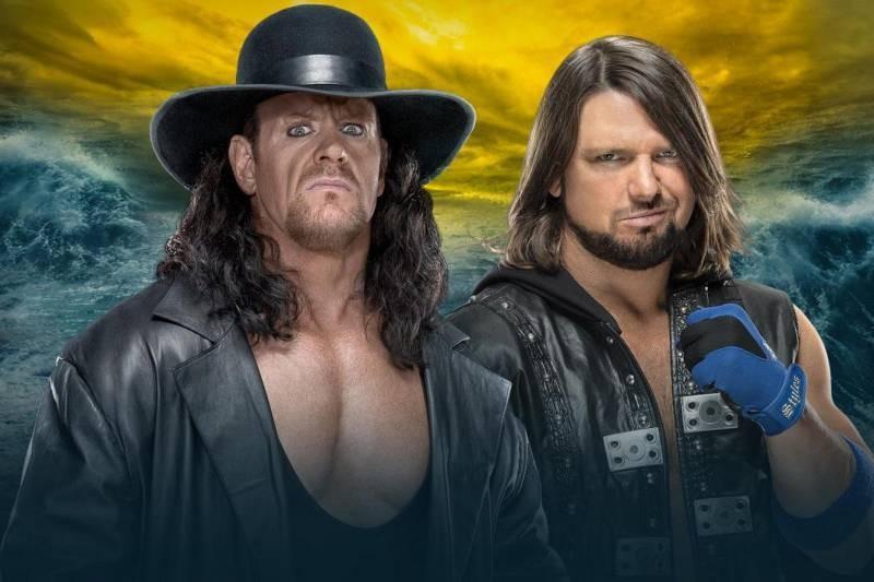 The Undertaker Beats AJ Styles in Boneyard Match at WWE WrestleMania 36