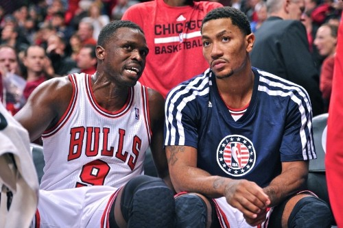 The Only Thing Standing in Way of Chicago Bulls Title Is Themselves