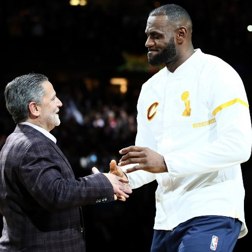 Conflicting Reports Surround LeBron James' Plans to Leave Cavaliers After Season