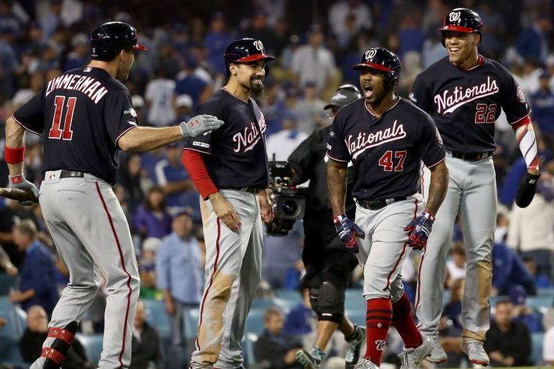 Nationals' Formula for Playoff Success Pays off in Epic NLDS Upset over Dodgers