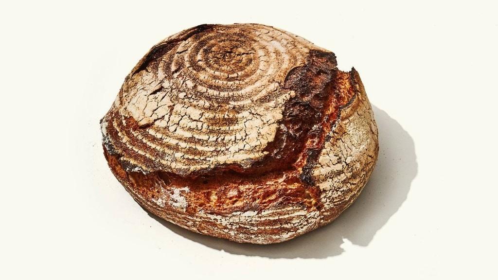 Sourdough Baking - cover