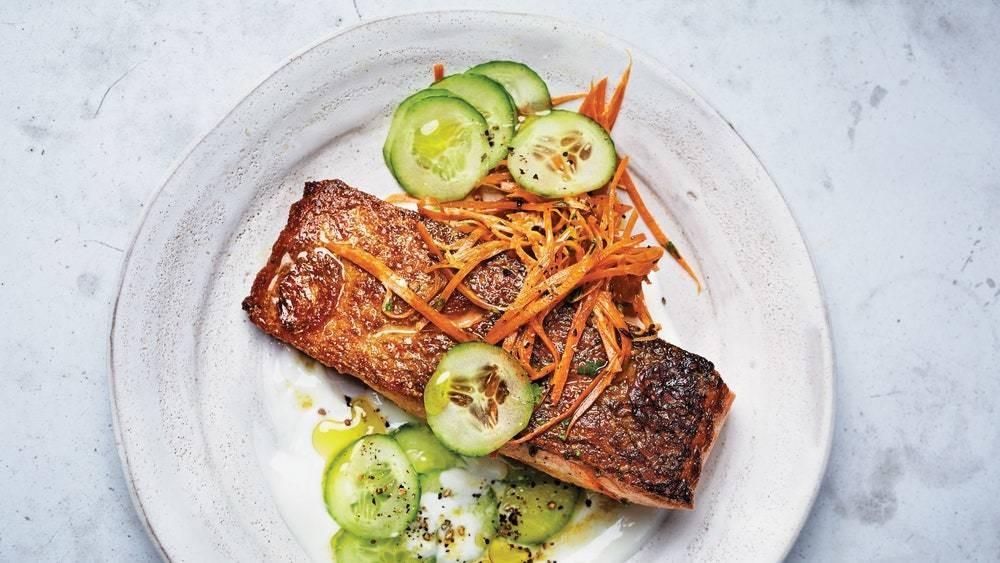 Never Overcook Salmon Again