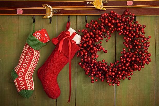 Christmas  - Magazine cover