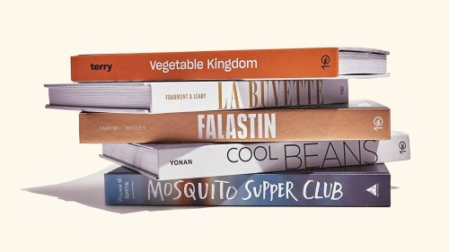9 New Cookbooks We're Escaping Into Right Now