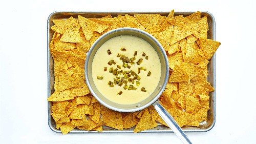 Queso, Not From a Jar