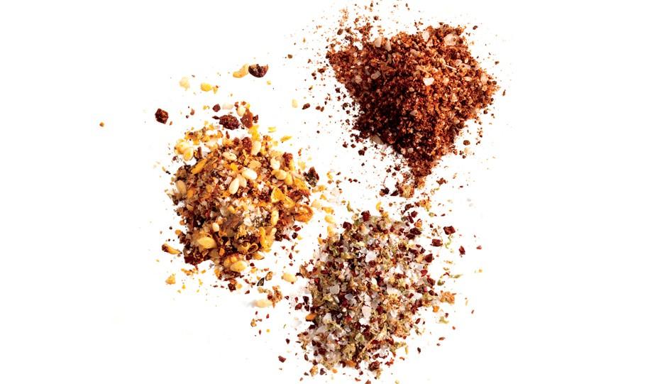Coffee-Paprika Salt