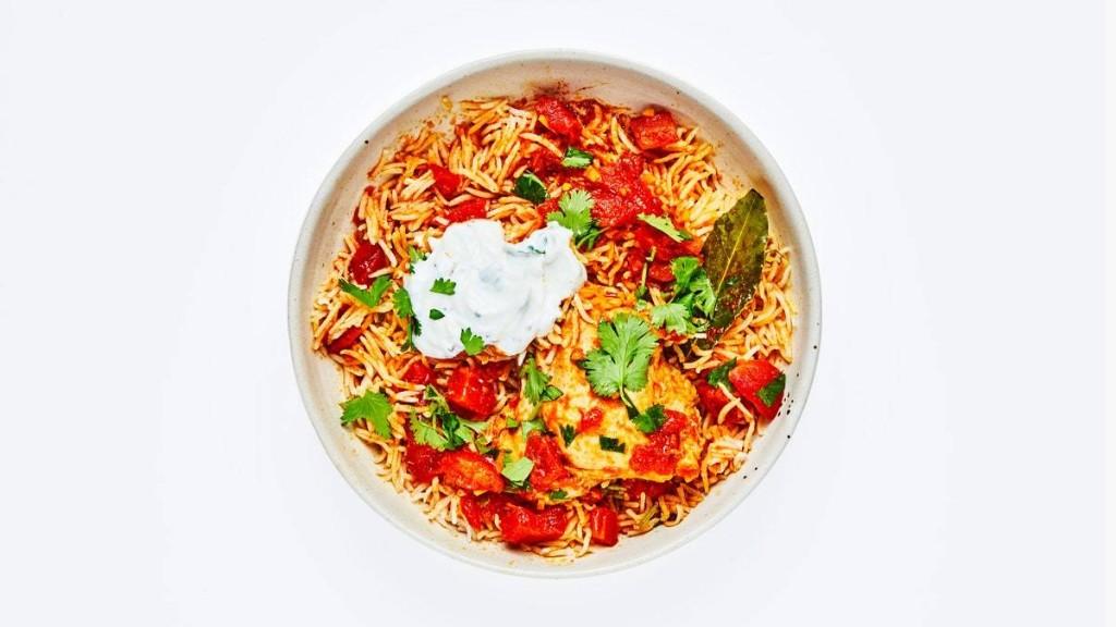 Chicken Tomato Pulao