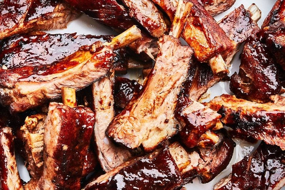 BBQ/Smoker Recipes  The Art Of Eating BBQ & Smoker - Cover