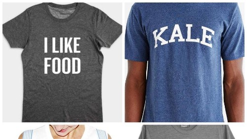 Embrace Your Obsession With the Best Food-Themed Clothes on the Market