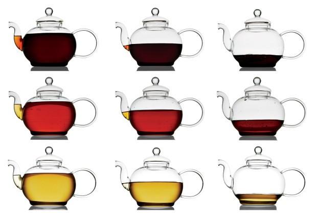 tea coffee - Magazine cover
