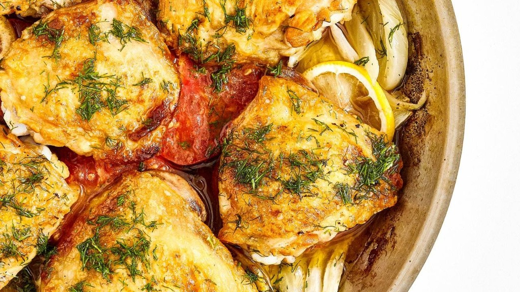 This Chicken Thigh Recipe Changed the Way I Think About Cooking Chicken Thighs