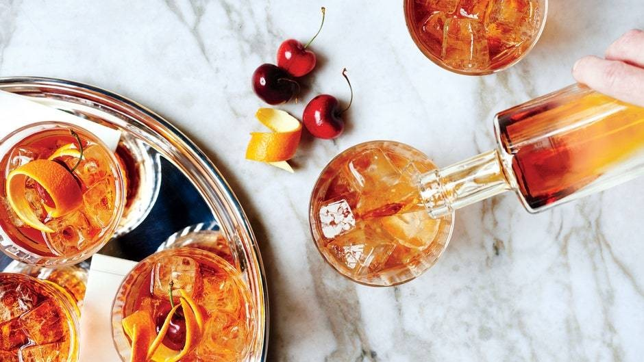 Cocktail Recipes - Magazine cover