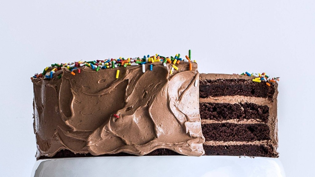 We've Got a Fever and the Only Prescription is More Chocolate Cake