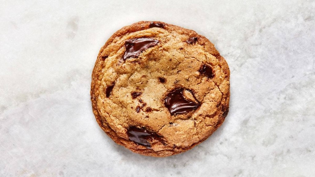 The Chocolate Chip Cookie cover image