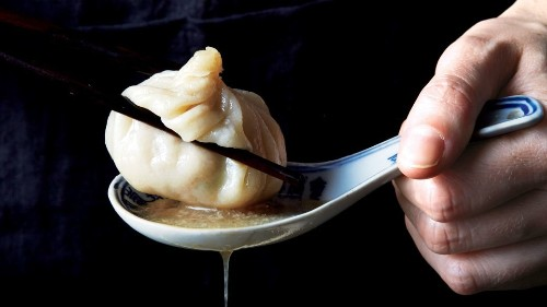 How to Make Soup Dumplings - Bon Appétit
