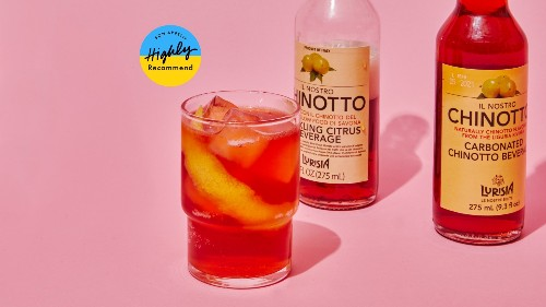 Chinotto Is The Non-Alcoholic Drink I Pour Myself When All My Friends Are Tipsy