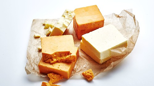 Why Is Cheddar Cheese Orange Sometimes?