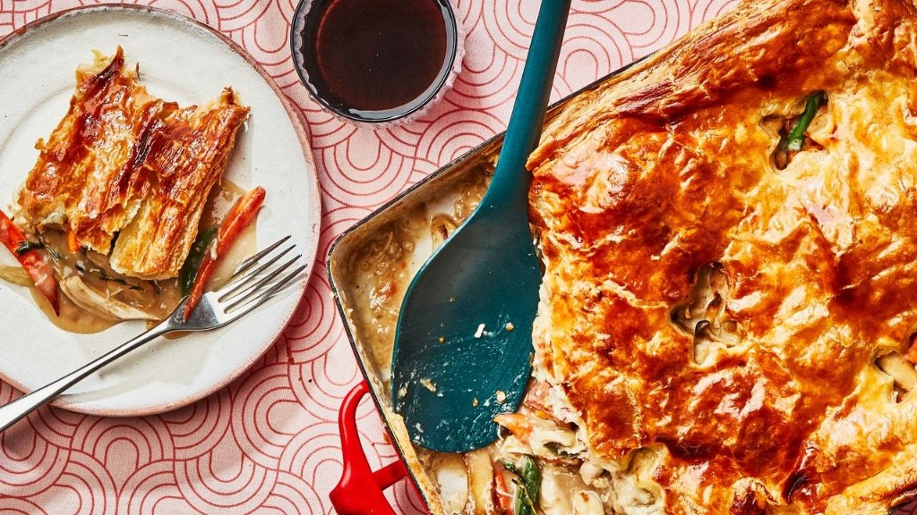 Tuck Your Thanksgiving Leftovers into a Cozy Turkey Pot Pie