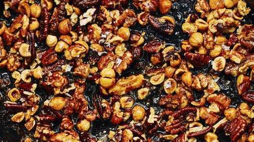 To Exactly No One's Surprise, Toasting Nuts in Butter Is Awesome