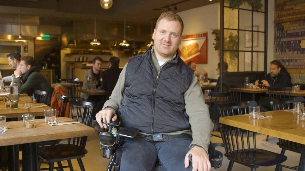 An Amtrak Crash Left Chef Eli Kulp Confined to a Wheelchair—But It Hasn't Kept Him from Running 4 Restaurants