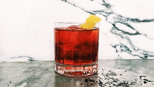 The Boulevardier Is Winter's Ultimate Cocktail