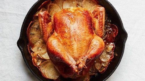 The Magical Trick That Makes Every Roast Chicken Twice as Nice