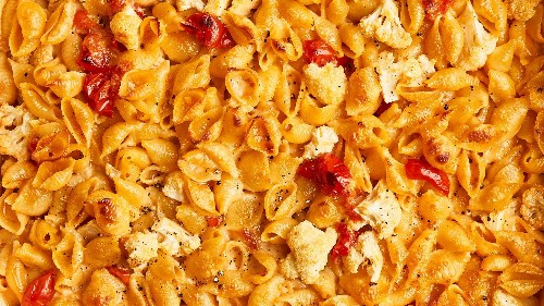 This Cheesy Baked Pasta Was Designed For Children—I Feed It To My Adult Friends