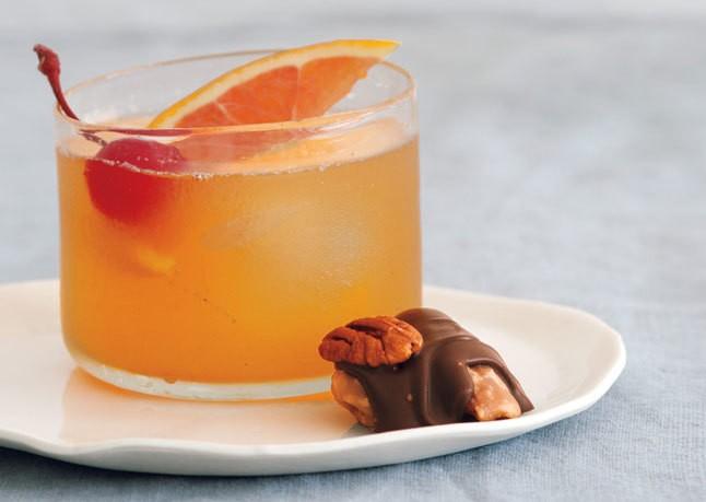 Cocktail Recipes - Magazine cover