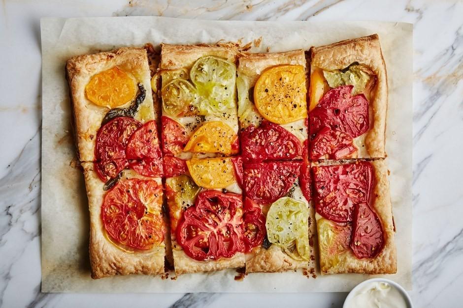 Pizza - Magazine cover