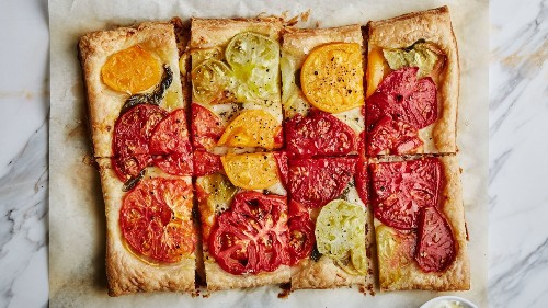 This Tomato Tart Is So Easy, I Can Tell You How to Make It Over the Phone