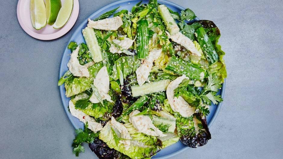 Healthyish Chicken Salad