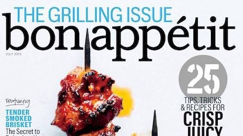 How Bon Appetit Readers Cooked the Sambal Chicken Skewers on the July Cover