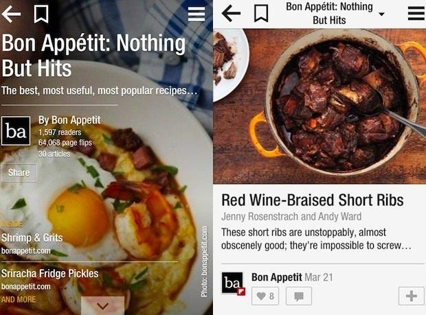 Bon Appetit - Magazine cover