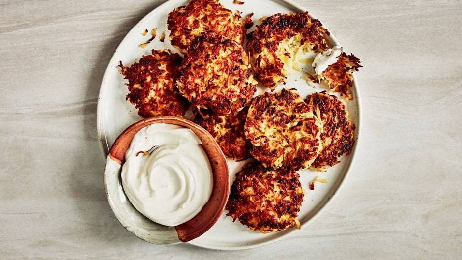 Next-Level Latkes