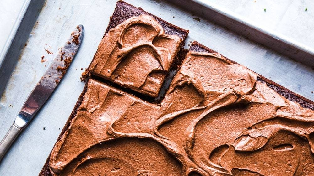 Nana's Chocolate Vinegar Cake Is the Greatest Recipe of All Time