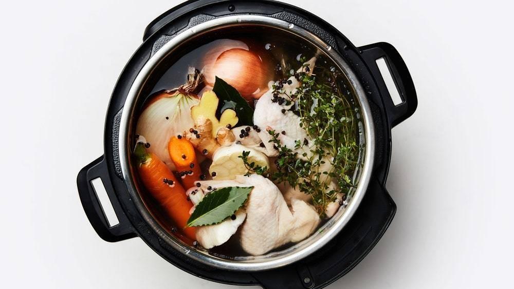 Instant Pot Recipes - cover