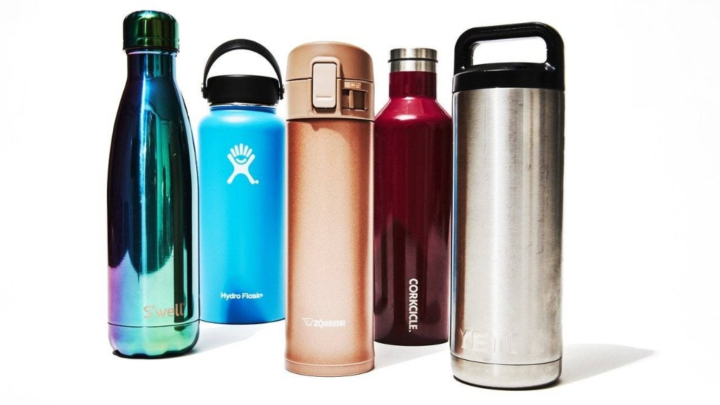 The 5 Best Insulated Water Bottles (2020) to Keep Your Water Cold and Your Coffee Hot
