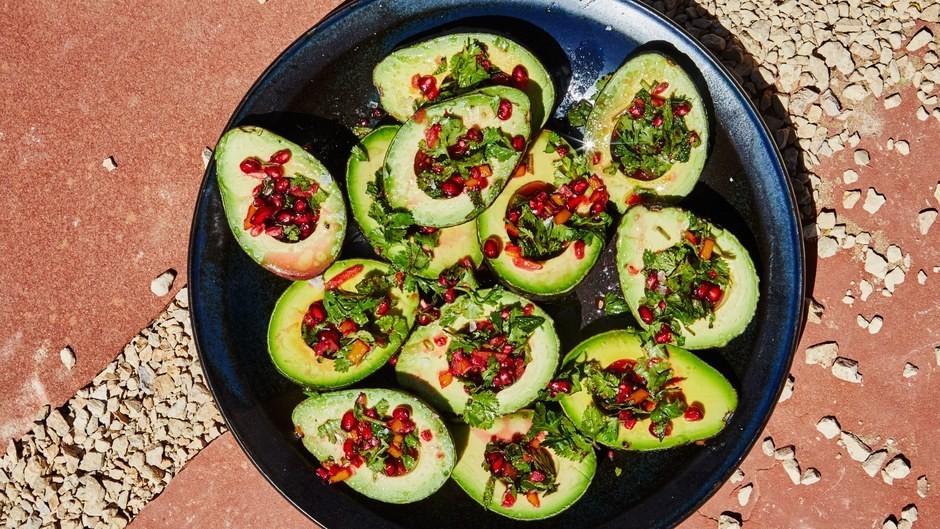 Avocado Dishes  - cover