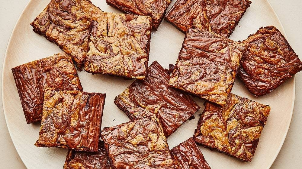 You Might Have Everything in Your Pantry to Make Tahini Brownies This Weekend