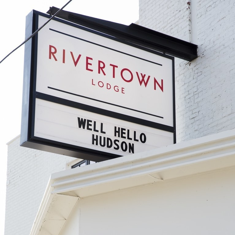 Hudson Valley  - Magazine cover