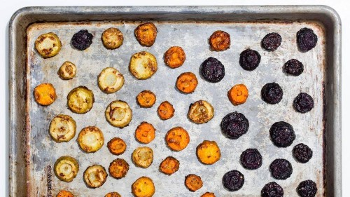 Stop Roasting Your Veg in a Screaming-Hot Oven