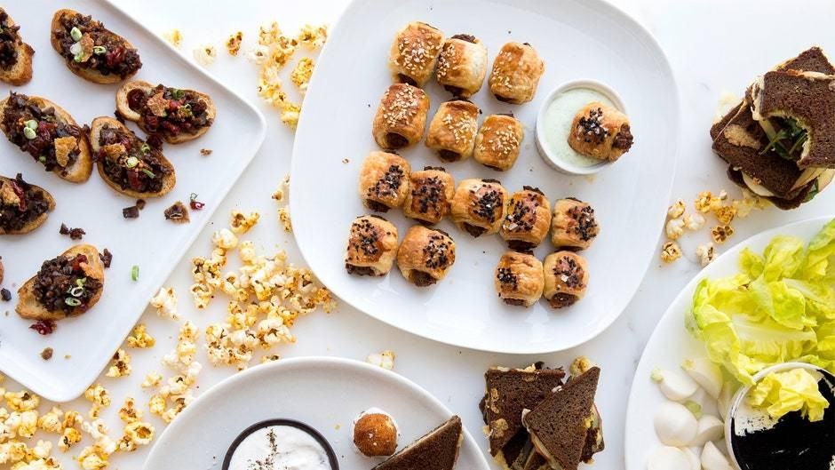 Your Dream Oscars Party Menu Is Here