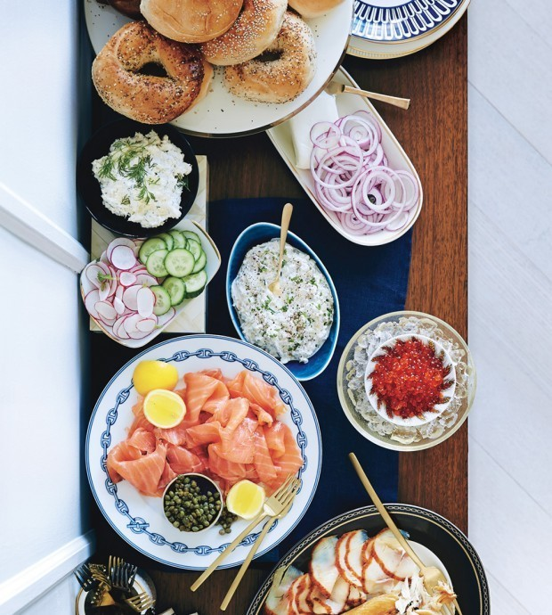 Catering - Magazine cover