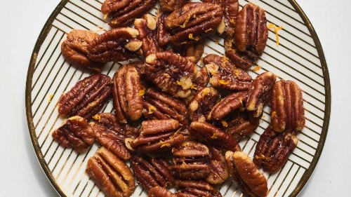 Salt-and-Butter-Roasted Pecans