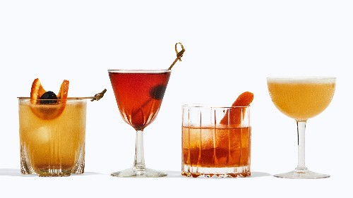 This Holiday Season, Tell Your Family These 4 Cocktails Are Your Gift to Them