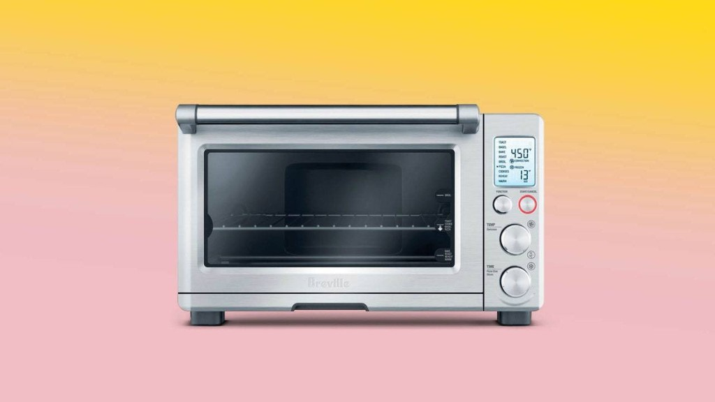 If Your Oven Is the WORST, Consider This Precise Multifunctional Countertop Miracle