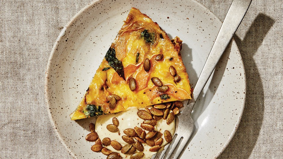 Winter Squash Frittata