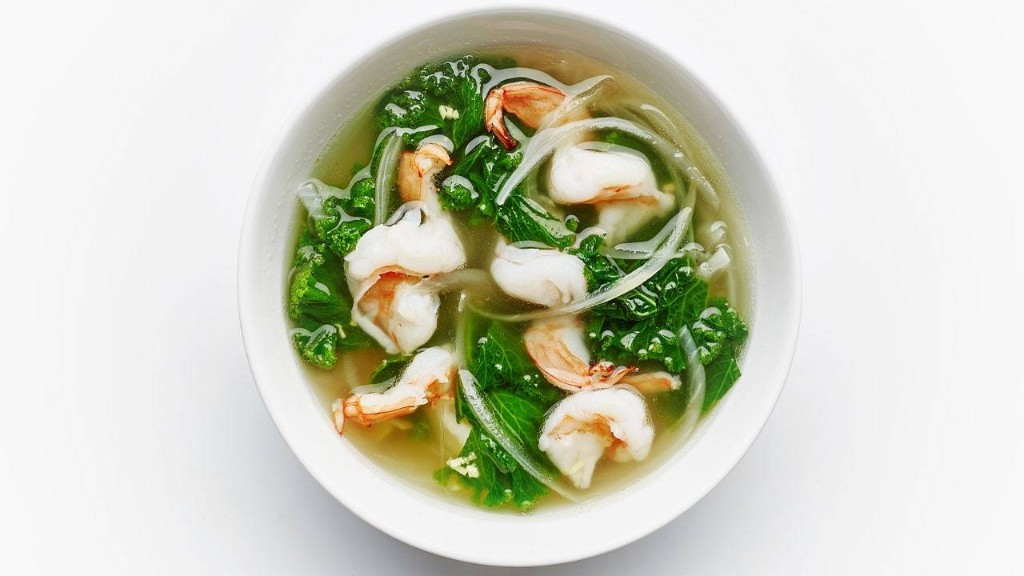 My Favorite Soup is Brothy, Gingery, and Ready in 30 Minutes