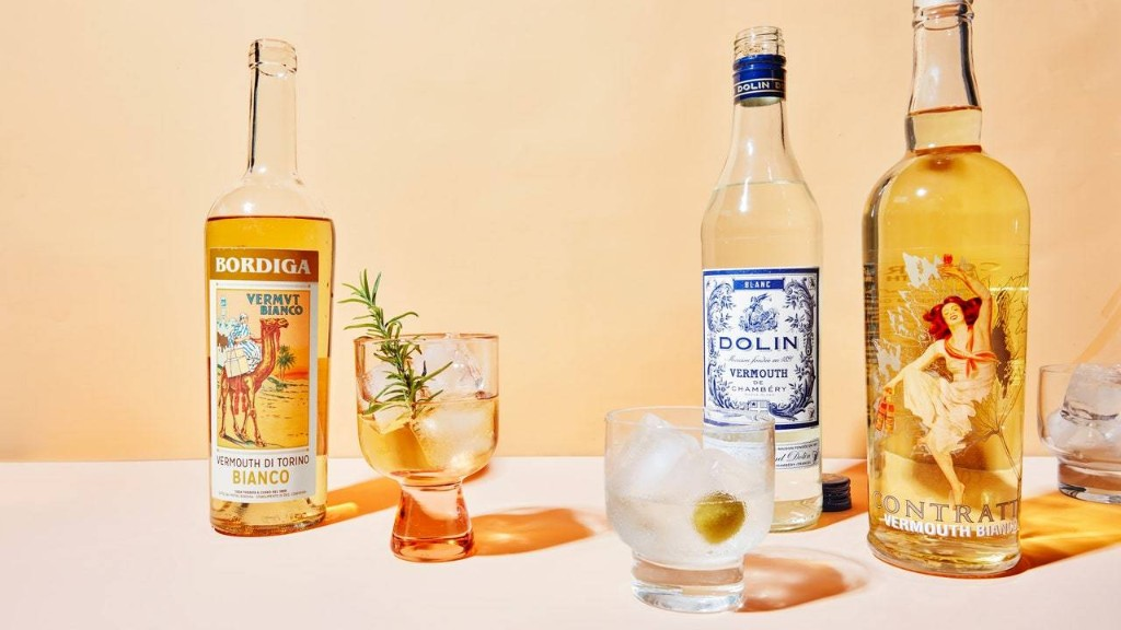 There's Sweet and Dry—and Then There's Vermouth Bianco